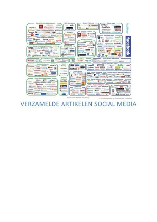 Social Media Bladerboek