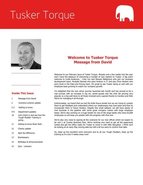 Tusker Torque