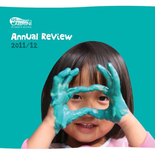 Cabrini Annual Review 2011/12