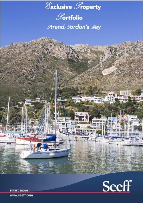 Seeff Strand and Gordon's Bay Property Portfolio
