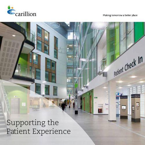 Carillion Health Capability Brochure