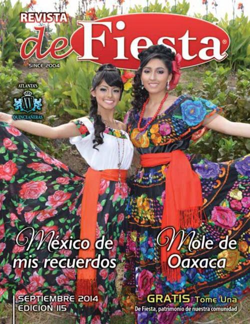 Revista de Fiesta Septiembre 2014