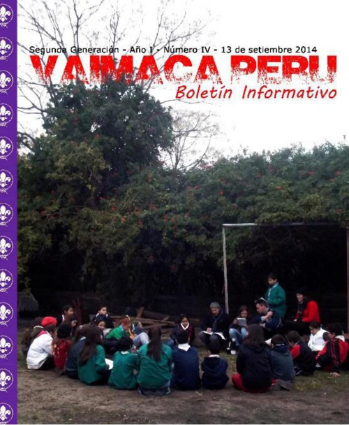 Boletin Informativo Vaimaca Perú. N°4
