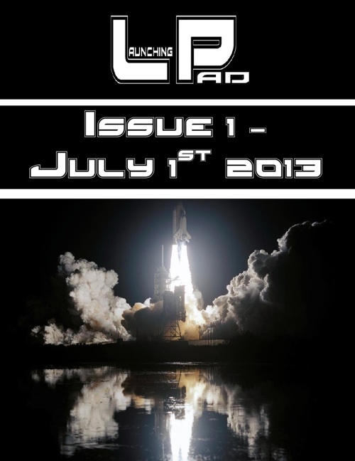 Clarion UB Launching Pad Issue 1