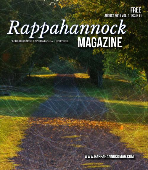 Rappahannock Magazine AUGUST 2015 - FOR WEB