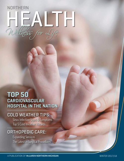 Northern Health Winter 2018 Magazine