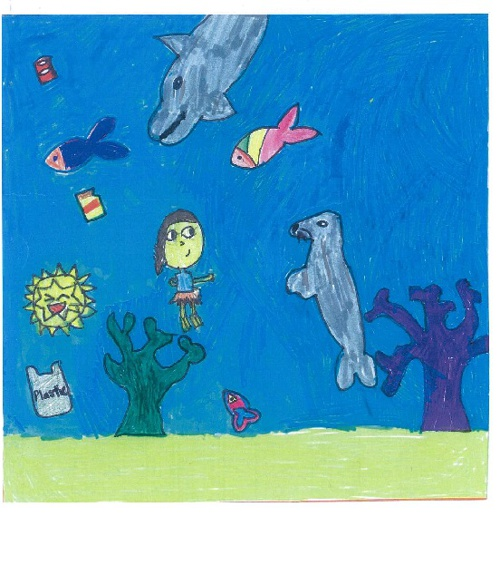 Under The Deep Blue Sea