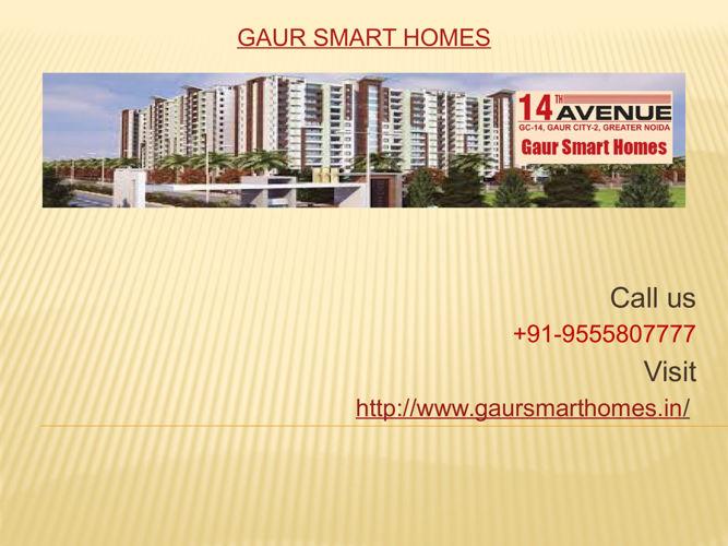 Gaur Smart Homes Unique Home