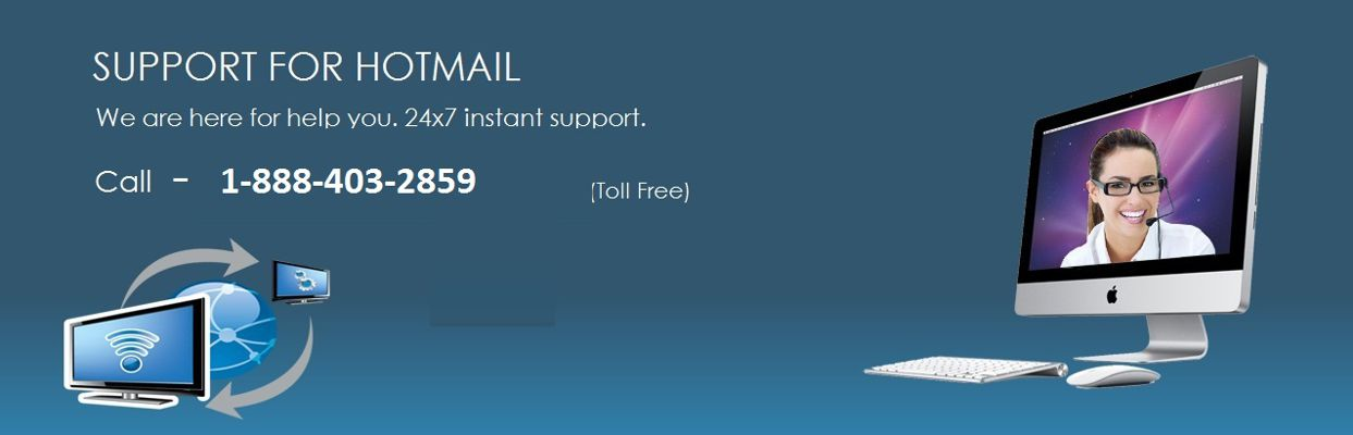 What is the best way for Hotmail Account issues fix 1-888-403-28