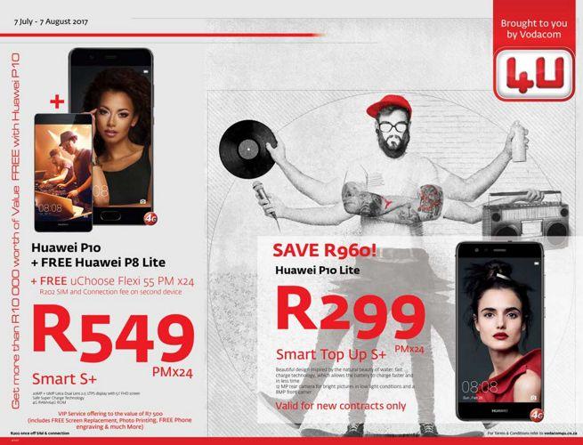 Vodacom4U July 2017