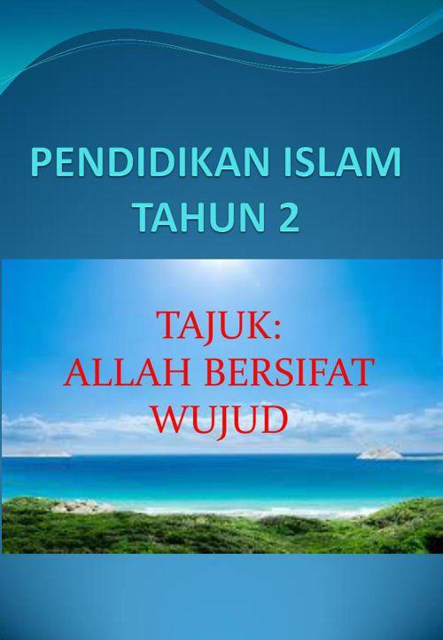 PENDIDIKAN ISLAM TAHUN 2