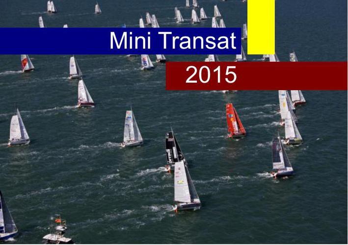 Mini Transat 2015