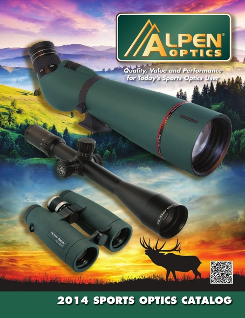 Alpen 2014 Catalog