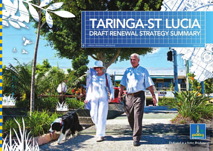 ALTA – Taringa/St Lucia Draft Urban Renewal Plan