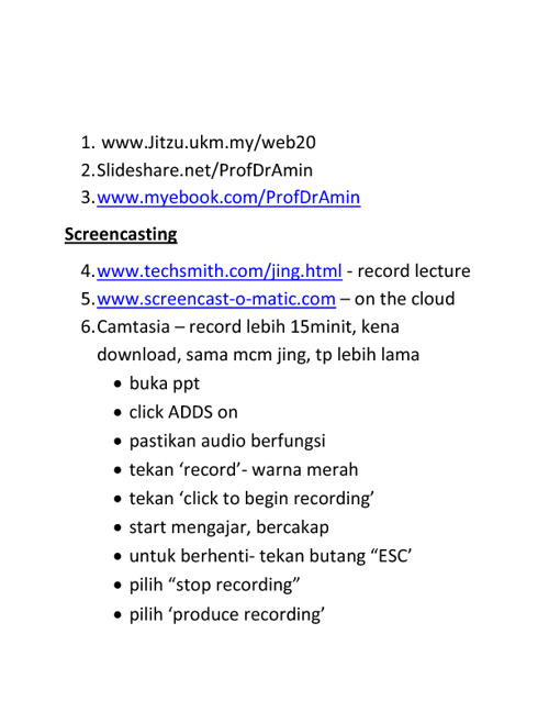 Nota WEB 2.0
