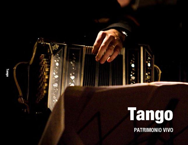Tango, Patrimonio vivo