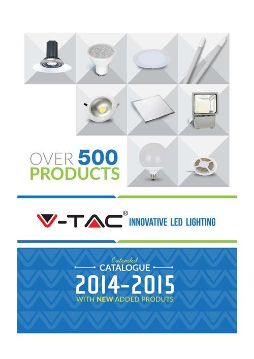 Catalog V-TAC 2015