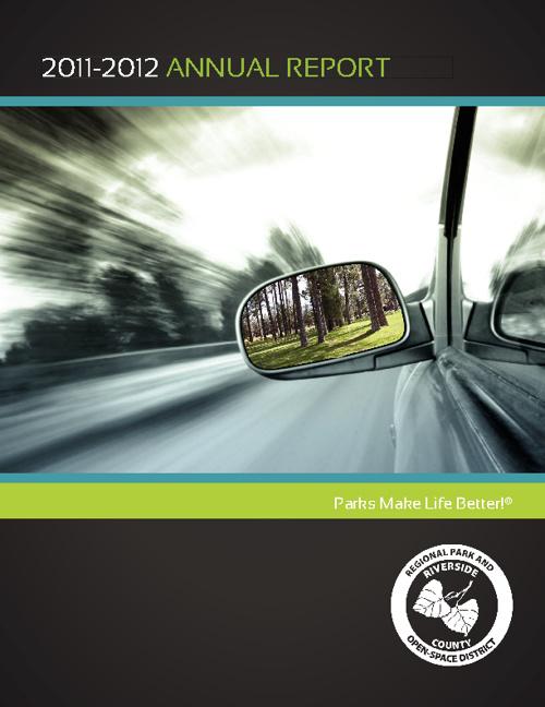 2011-2012 Annual Report Concept