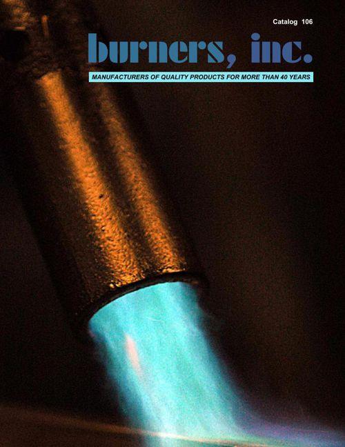 Burners Catalog