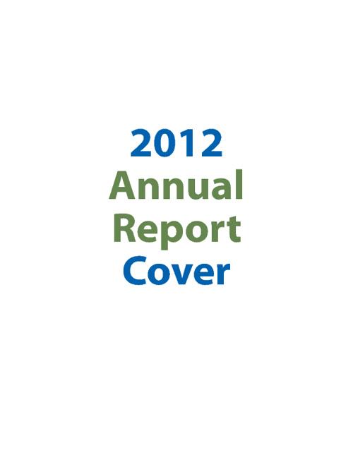 2011-2012 Annual Report Sample