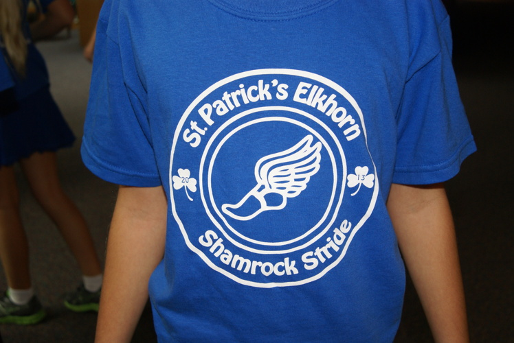 Shamrock Stride 2013