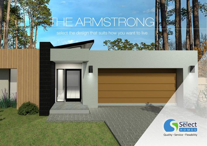 New Armstrong Range from New Select Homes