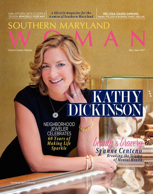 Southern Maryland Woman - Calvert Edition - 0517