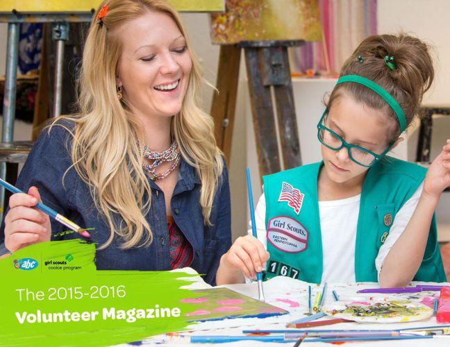 2015-2016 Volunteer Magazine