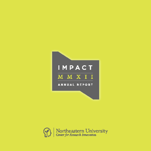 IMPACT 2012 - CRI Annual Report