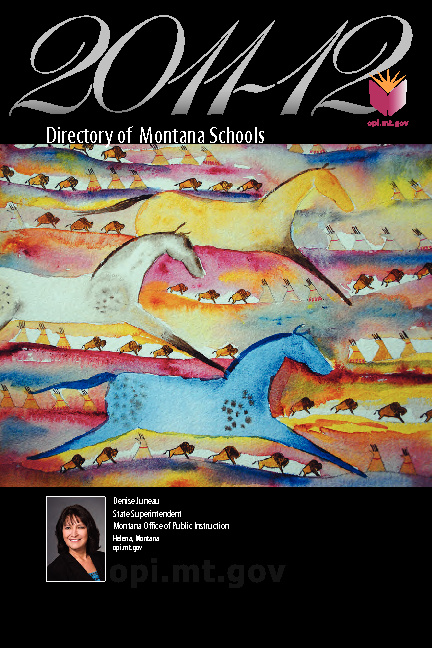 2012 Montana School Directory