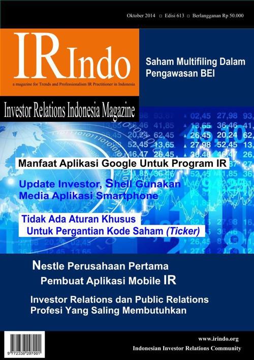 IR Indo Oktober 2014