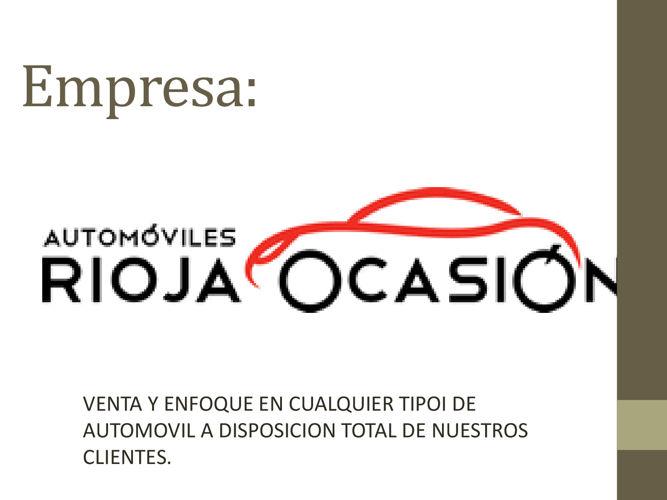 Empresa Rioja Ocasion