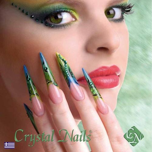 CrystalNails Ελλάδας - Κύπρου
