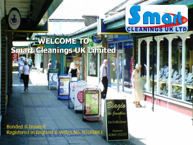 Smart Cleanings UK Ltd - Presentation