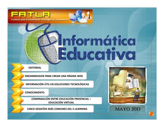 Revista Informática Educativa