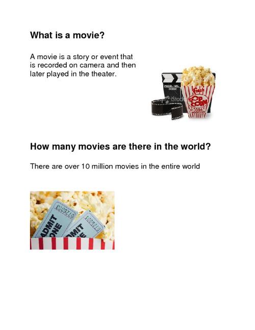 Movie Flipbook