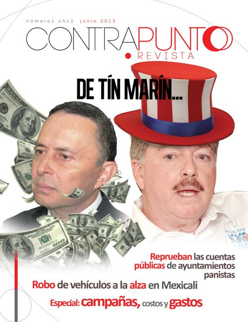 Revista Contrapunto junio 2013