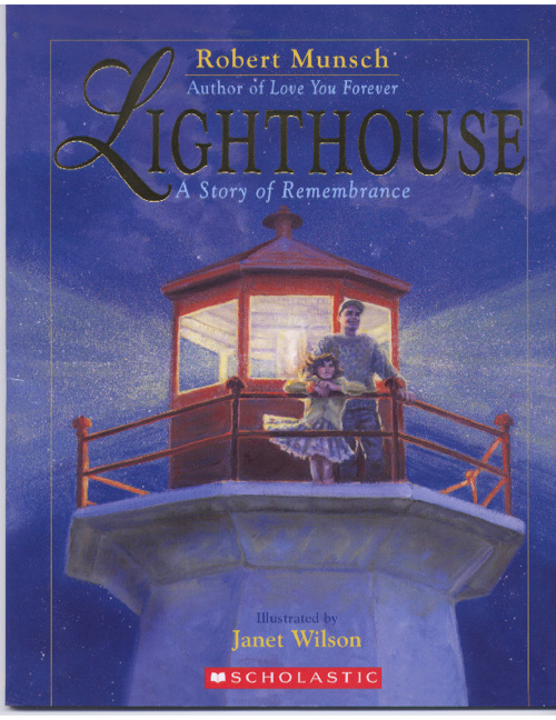 Lighthouse ~ A Story of Remembrance