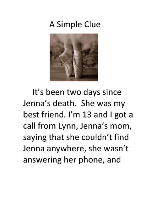 A Simple Clue