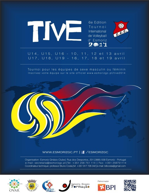 FR - TIVE2014 Tournoi International de Volleyball d' Esmoriz  Co
