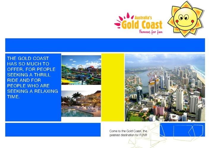 Gold Coast Brochure