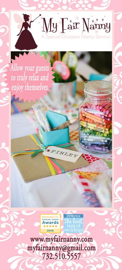 My Fair Nanny Brochure