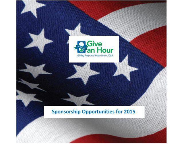 GAH Celebration of Service Package FINAL Sept 25, 2015