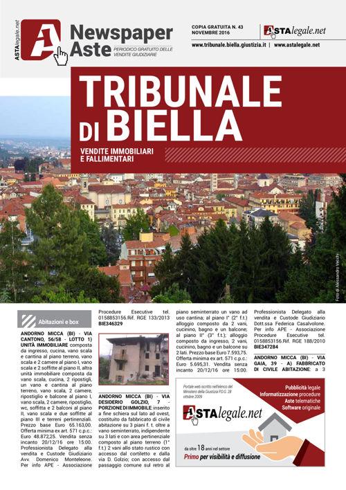 Biella novembre 2016