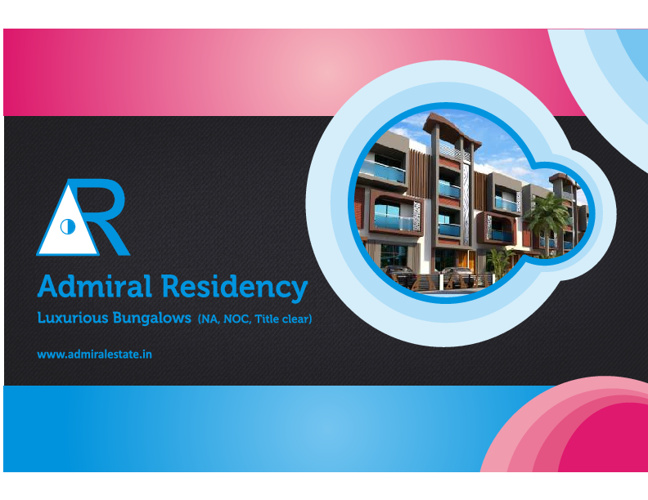 New Admiral Residency Brochure