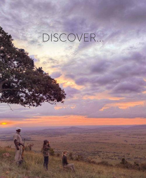 andBeyond Discover Kenya Brochure