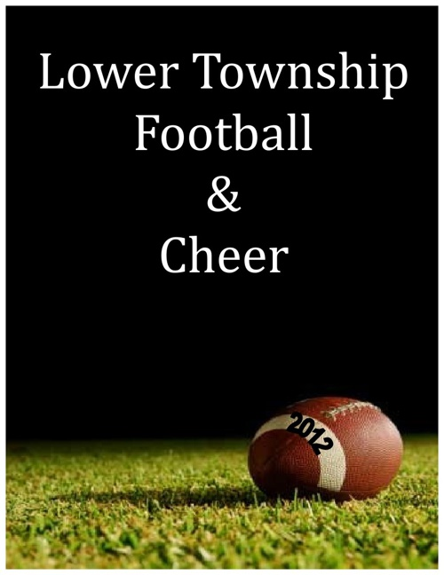 Lower Township Football 2012
