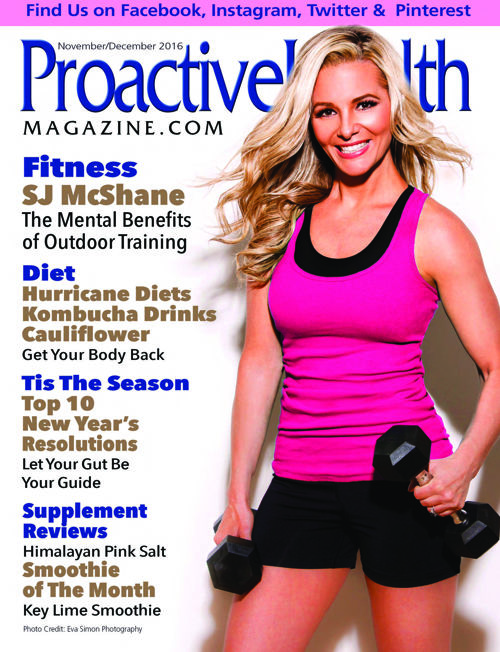 Proactive Health Magazine November/December 2016 Issue