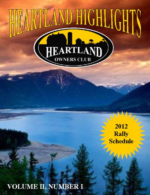 Heartland Highlights 2012 Q-1