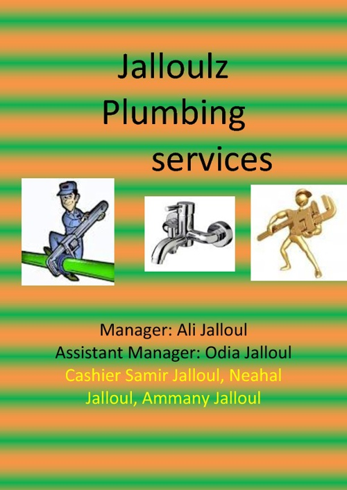 Jallolz Plumbing Services